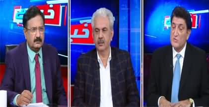 Khabar Hai (Imran Khan's Lahore Visit) - 25th November 2020
