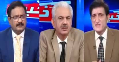 Khabar Hai (Imran Khan's Mission Kashmir) - 25th September 2019