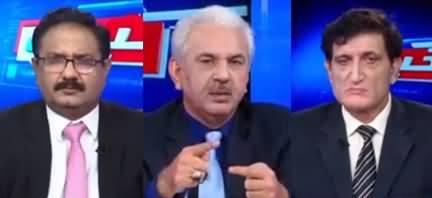 Khabar Hai (Inside Story of Imran Buzdar Meeting) - 30th September 2019