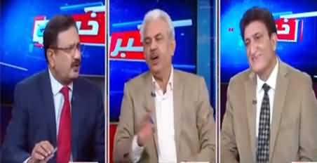 Khabar Hai (Internal Fights in PDM, Broadsheet Report) - 1st April 2021