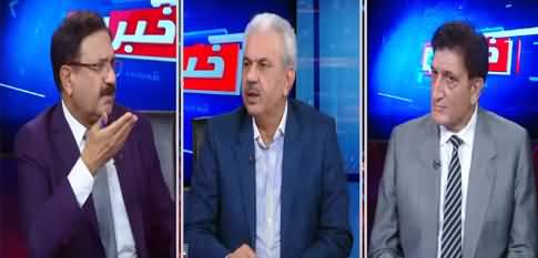 Khabar Hai (JKT Group, Chaudhry Nisar Oath, Other Issues) - 24th May 2021