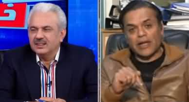 Khabar Hai (Kia Nawaz Sharif Wapis Ayein Ge?) - 19th November 2019