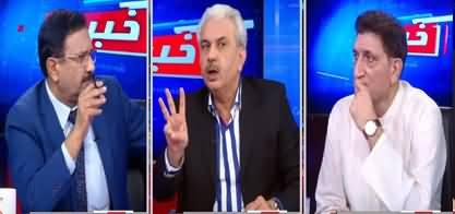 Khabar Hai (Matiualla Jan Abducted, Khawaja Brothers Case) - 21st July 2020