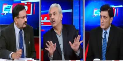 Khabar Hai (Opposition Alliance Started Movement Against Govt) - 29th September 2020