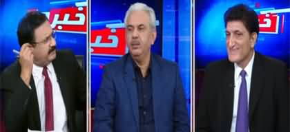 Khabar Hai (Opposition Ko Jalso Ki Ijazat) - 12th October 2020