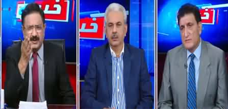 Khabar Hai (PM Imran Khan's Lahore Visit) - 28th October 2020