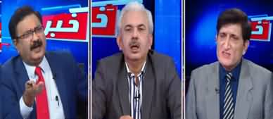 Khabar Hai (PMLN Confused on Azadi March) - 3rd October 2019
