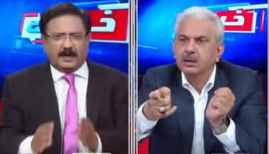 Khabar Hai (PMLN's Allegations on Agencies) - 11th March 2021
