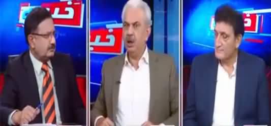Khabar Hai (Shahid Abbasi's Statement, FIA Notice to Nadeem Malik) - 6th July 2021
