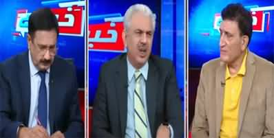 Khabar Hai (Sharif Family Vs Pak Army) - 26th October 2020