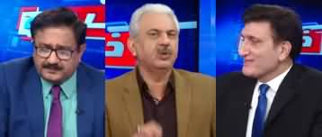 Khabar Hai (Shehbaz Akbar's More Allegations on Sharif Family) - 30th January 2020