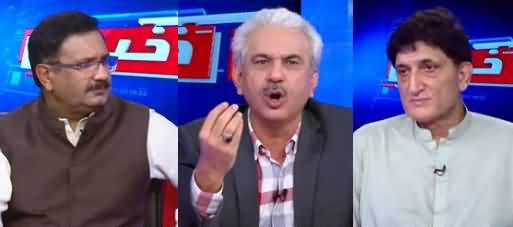 Khabar Hai (Sindh Mein Badalta Siasi Manzarnama) - 13th August 2019