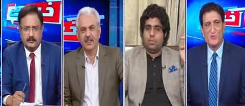 Khabar Hai (Usman Buzdar Active to Break Tareen Group) - 20th May 2021
