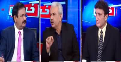 Khabar Hai (Uzair Baloch JIT Report Public) - 6th July 2020