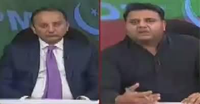 Khabar Kay Peechay Fawad Chaudhry Kay Saath – 10th April 2018