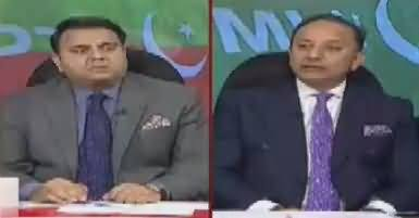 Khabar Kay Peechay Fawad Chaudhry Kay Saath – 10th January 2018