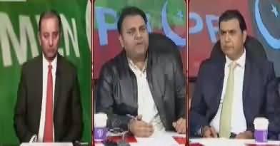 Khabar Kay Peechay Fawad Chaudhry Kay Saath – 11th January 2018