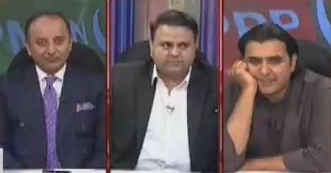 Khabar Kay Peechay Fawad Chaudhry Kay Saath – 12th April 2018