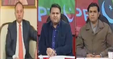 Khabar Kay Peechay Fawad Chaudhry Kay Saath – 13th December 2017