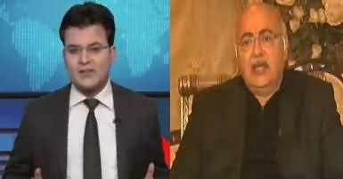 Khabar Kay Peechay Fawad Chaudhry Kay Saath – 13th February 2017