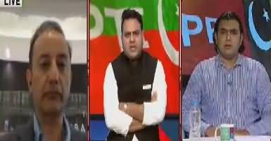 Khabar Kay Peechay Fawad Chaudhry Kay Saath – 14th August 2017