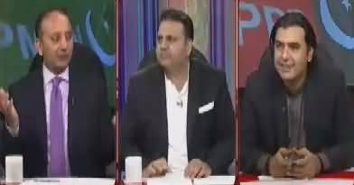 Khabar Kay Peechay Fawad Chaudhry Kay Saath – 14th March 2018