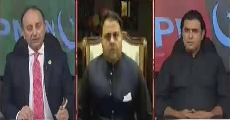 Khabar Kay Peechay Fawad Chaudhry Kay Saath – 14th May 2018