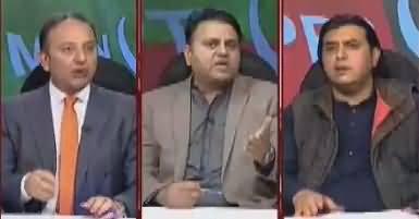 Khabar Kay Peechay Fawad Chaudhry Kay Saath – 14th November 2017