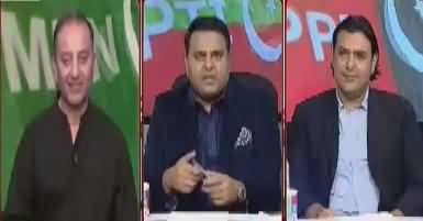 Khabar Kay Peechay Fawad Chaudhry Kay Saath – 14th September 2017