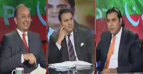 Khabar Kay Peechay Fawad Chaudhry Kay Saath – 15th March 2017