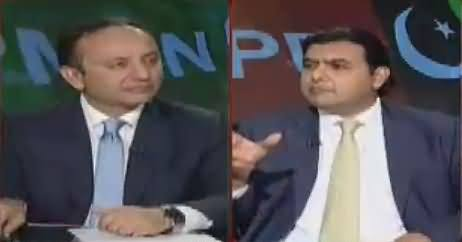 Khabar Kay Peechay Fawad Chaudhry Kay Saath – 19th April 2017