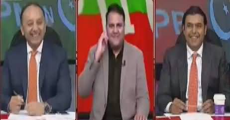 Khabar Kay Peechay Fawad Chaudhry Kay Saath – 19th March 2018