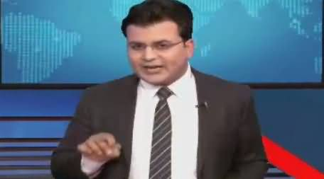 Khabar Kay Peechay Fawad Chaudhry Kay Saath – 20th February 2017