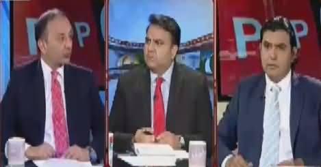 Khabar Kay Peechay Fawad Chaudhry Kay Saath – 20th March 2017