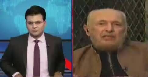 Khabar Kay Peechay Fawad Chaudhry Kay Saath – 21st February 2017