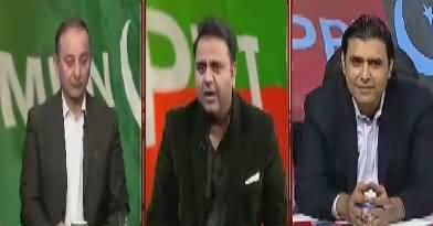 Khabar Kay Peechay Fawad Chaudhry Kay Saath – 21st November 2017