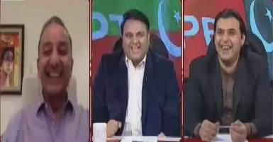 Khabar Kay Peechay Fawad Chaudhry Kay Saath – 23rd October 2017
