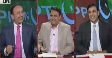Khabar Kay Peechay Fawad Chaudhry Kay Saath – 24th April 2017