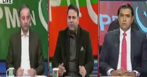 Khabar Kay Peechay Fawad Chaudhry Kay Saath – 25th December 2017