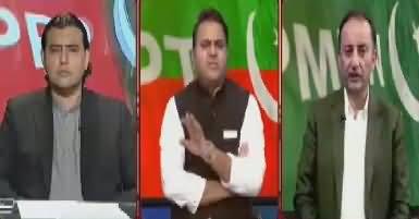 Khabar Kay Peechay Fawad Chaudhry Kay Saath – 28th August 2017