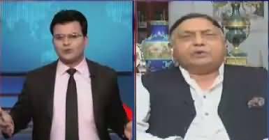 Khabar Kay Peechay Fawad Chaudhry Kay Saath – 28th February 2017