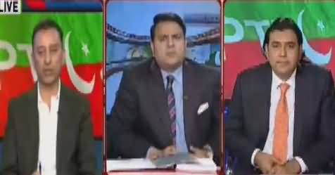 Khabar Kay Peechay Fawad Chaudhry Kay Saath – 28th March 2017