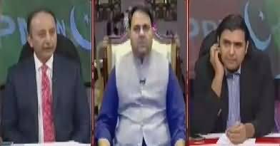 Khabar Kay Peechay Fawad Chaudhry Kay Saath – 29th May 2018