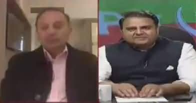 Khabar Kay Peechay Fawad Chaudhry Kay Saath – 4th April 2018