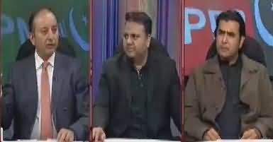 Khabar Kay Peechay Fawad Chaudhry Kay Saath – 5th March 2018