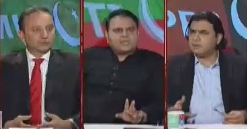 Khabar Kay Peechay Fawad Chaudhry Kay Saath – 7th August 2017