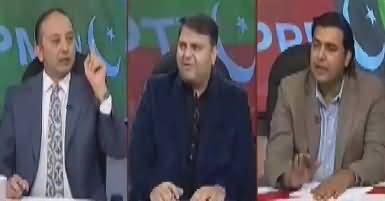 Khabar Kay Peechay Fawad Chaudhry Kay Saath – 7th November 2017