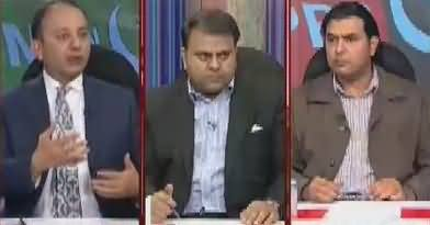 Khabar Kay Peechay Fawad Chaudhry Kay Saath – 9th January 2018