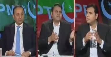 Khabar Kay Peechay Fawad Chaudhry Kay Saath (Dawn Leaks) – 10th May 2017