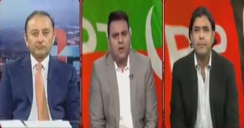 Khabar Kay Peechay Fawad Chaudhry Kay Saath (Dawn Leaks) – 1st May 2017